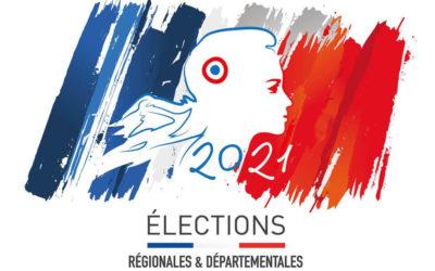 Résultats 1er tour Élections Régionales  pour Manhac